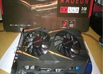 Karta Graficzna Gigabyte Radeon RX 460 2GB