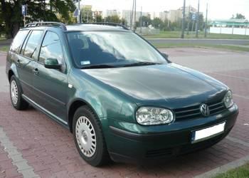 Volkswagen Golf 4 1.9 tdi kombi WV IV w 100% sprawny,, klima