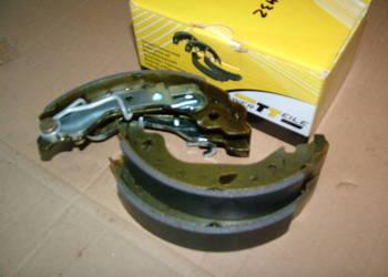 Używany, Fiat Punto II Szczęki Hamulcowe tył + ABS na sprzedaż  Turek