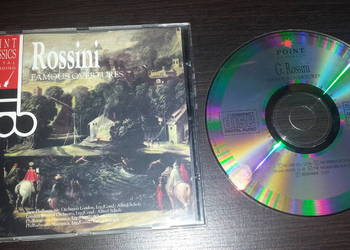 Rossini Famous Overtures CD
