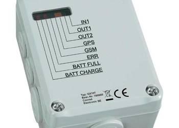Moduł zdalnego sterowania, alarmowy GSM GX107