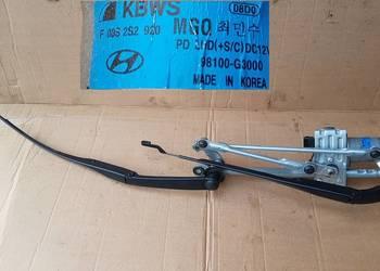 Hyundai i30 mechanizm wycieraczek ramiona wycieraczek NOWY M