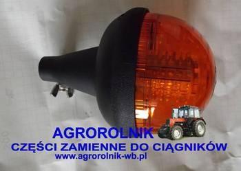 Lampa ostrzegawcza LED na trzpień 12-24V