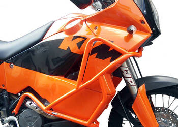 Gmole HEED do KTM 950 Adventure (02-06) - pomarańczowe