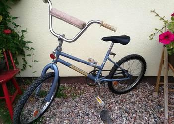Rower dla Dziecka 20 cali Alaska Aluminium typ Bmx