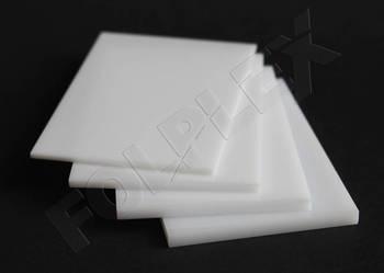 PLEXI / PLEKSI / PLEKSA / PLEXA - Mleczna (Opal) - 6mm
