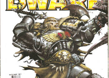White dwarf Marzec 2012 Warhammer LOTR Games Workshop fanta