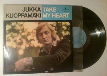 Jukka Kuoppamaki: TAKE MY HEART