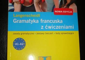 Gramatyka francuska z ćwiczeniami Langenscheidt poziom A1 A2