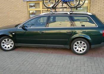 Bagażnik dachowy relingi THULE Volvo Audi VW Skoda Seat