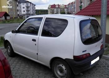 Okazja-seiciento 2003r. +seicento 1999r.