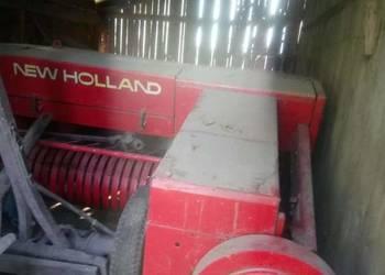 New Holland 276 zamiana