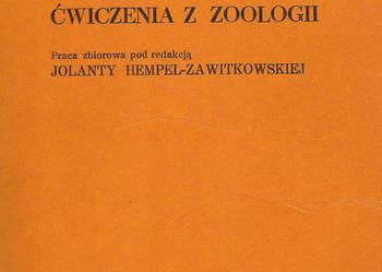Ćwiczenia z zoologii.
