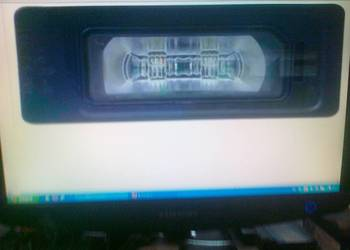 LAMPA OŚWIETLENIA TABLICY NOWA (LED) DO: AUDI