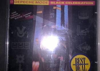 Depeche Mode, black celebration.
