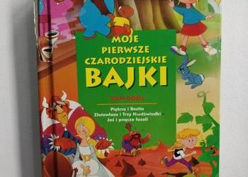 2. Książka, bajki dla dzieci w twardej oprawie.