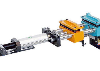 Podajnik pneumatyczny AN150x150 do blachy-taśmy-drutu wysoka wydajność!!! podajnik do prasy