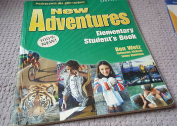New Adventures Oxford, Elementary Students Book