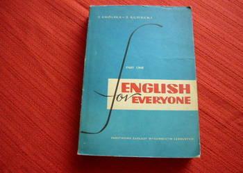 Książka ENGLISH