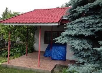 Działka rekreacyjna Sierosław, bezpośrednio, domek 35 m2