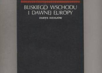Religie Bliskiego Wschodu i dawnej Europy  Zarys dziejów