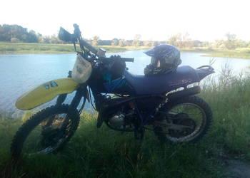 Yamaha dt z silnikiem od tdr