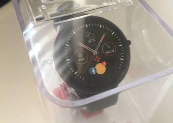 Elegancki czarny Smartwatch