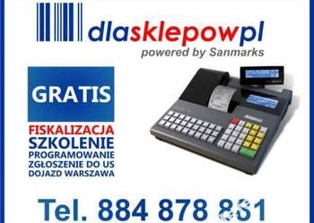 Kasa fiskalna Novitus Soleo Plus Warszawa Centrum do sklepu