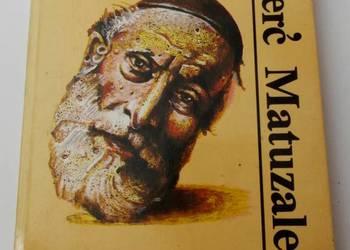 ŚMIERĆ MATUZALEMA - SINGER BASHEVIS ISAAC