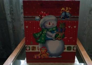 Torebki świąteczne na prezenty