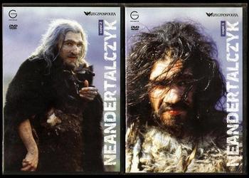 Neandertalczyk cz 1,2 TANIO