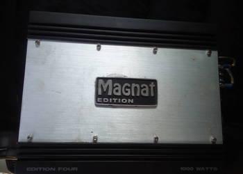 wzmacniacz Magnat 1000w+tuba Alpine SWT12S4