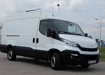 Iveco Daily 35-130 HiMatic automat chłodnia 12/230V fakt.VAT