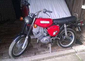 Simson S 51 Elektronik 1984