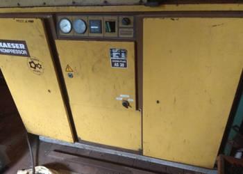 Kompresor sprężarka śrubowa Kaeser AS 30