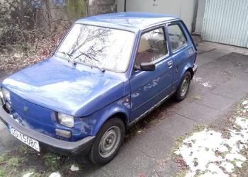 Fiat 126p 50tysiecy przebiegu sprawny! Klasyk