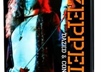 LED ZEPPELIN  LEGENDY MUZYKI  DVD + KSIĄŻKA