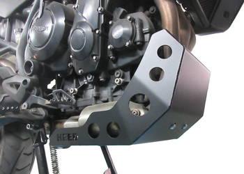 Osłona silnika HEED do Triumph Tiger 800 - aluminiowa czarna