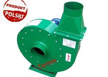 Odciąg  trocin wyciąg wentylator transportowy 3 KW