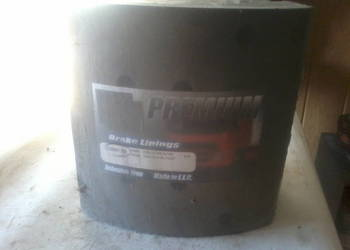 MERCEDES O303 okladzina tylna