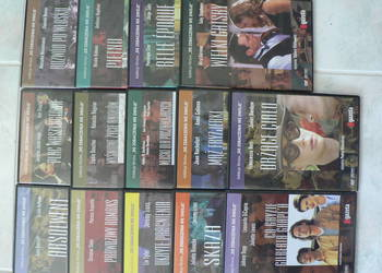 Kolekcja filmów DVD - Do zobaczenia we dwoje