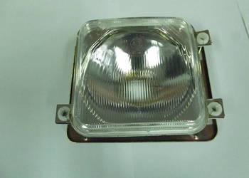 Reflektor przedni kwadratowy ZETOR 3320 - 7340. na sprzedaż  Parczew