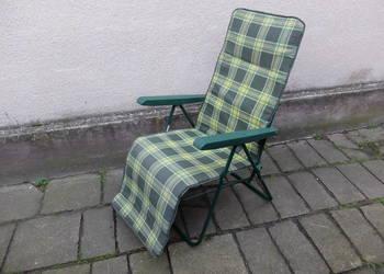 Składany fotel leżak Dajar 348