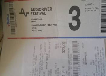 AUDIORIVER 3 DAY PASS