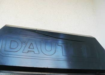 Pokrywa osłona skrzynki agregatu Dautel DLB 45