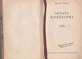 (01829) SONATA KSIĘŻYCOWA – JOYCE CARY