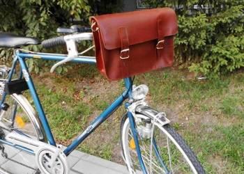 Torba skórzana do roweru - to elegancja i szyk wśród rowerów