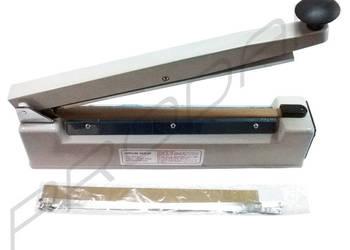 30cm zgrzewarka SZEROKI ZGRZEW ręczna do folii PFS300 8mm