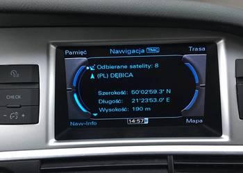 Polskie Menu Audi MMI 3G High A4 A5 A6 A8 Q5 Q7 Mapa 2019