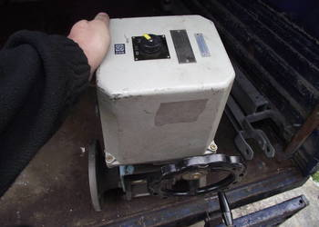 Zasuwa elektryczna  DN 80/65  PN16